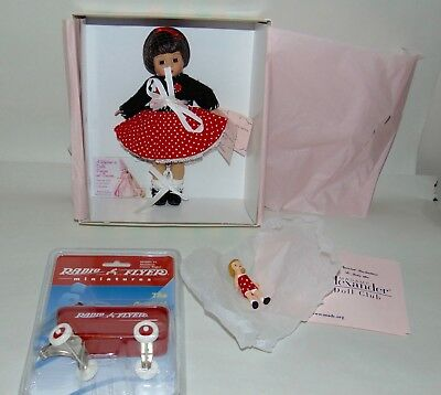 MADAME ALEXANDER Doll 2005 MADC FALL FRIENDSHIP LUNCHEON Boxed