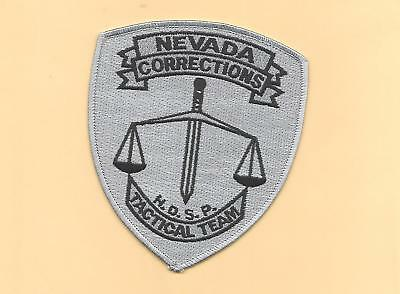 Nevada State Corrections-Rare-High Desert State Prison Tactical Team-