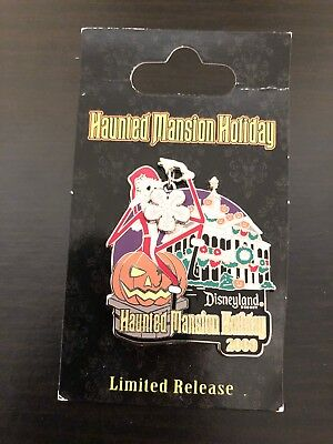 Disney Nightmare Before Christmas Limited Release Haunted Mantion Pin