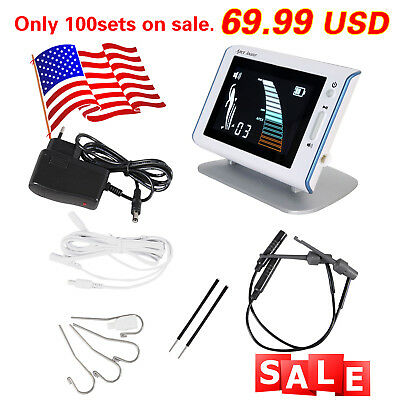 """DTE Style Dental Endodontics 4.5""""LCD Root Canal Apex Locator Finder Measure P2"""