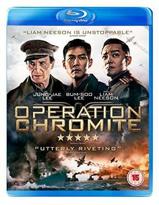Operation Chromite [Blu-ray], DVD, New, FREE & Fast Delivery
