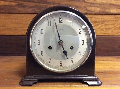 Vintage Smiths Enfield Clock With Bakelite Case - Untested (Rowcroft Hospice)