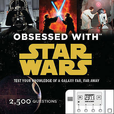Obsessed with Star Wars: test your knowledge of a galaxy far, far away by