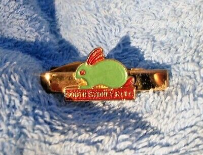 Grand Old South Sydney Rabbits R.L.F.C.  Supporters Tie Clip