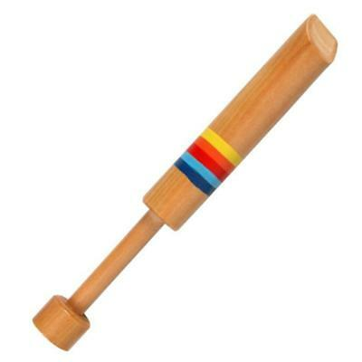 Wooden Slide Whistle Musical Flute Sliding Sound Music Kids Children Toy Gift C