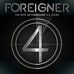 The Best Of 4 And More - FOREIGNER [CD]