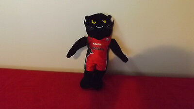 Perth Wildcats (Wilber Wildcat Mascot ) 32Cm Tall Great Cond