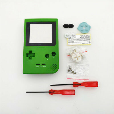 Apple Green Full Housing Shell Case for Nintendo Game Boy Pocket GBP