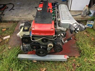 ford falcon BA xr6 turbo engine complete