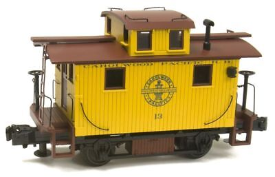 MTH Premier Walt Disney Carolwood Pacific Railway Caboose Model O Scale