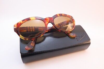 Vintage Persol Ratti sunglasses 830 col 52 Size 52-18 135 etched lens Italy