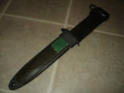 US MILITARY ISSUE Vietnam Era Bayonet Scabbard USM8A1 EXCELLENT!!!!