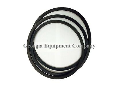 Replacement V Belt For John Deere M154621- X300 X304 X310 Eztrak Z245 Residentia