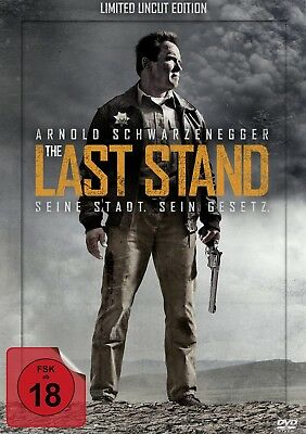 The Last Stand (Limited Uncut Edition, Steelbook) [DVD]