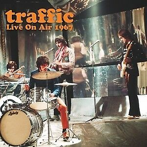 Live On Air 1967 (Lim 180 Gr.Orange LP) - TRAFFIC [LP]