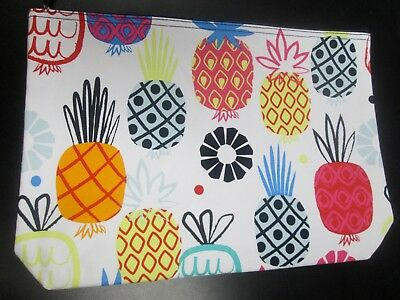 New Thirty One 31 Zipper Pouch Lotta Colada Pattern