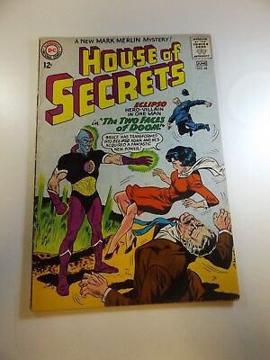 House of Secrets #66 VG+ condition Huge auction going on now!