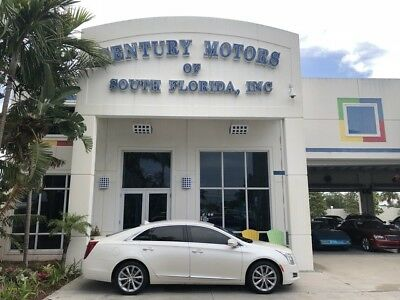 2014 Cadillac XTS  NON SMOKERS ONE OWNER FLORIDA SALT FREE