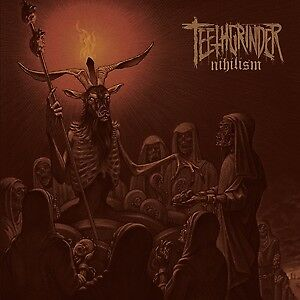 Nihilism (LTD Gatefold Vinyl) - TEETHGRINDER [LP]