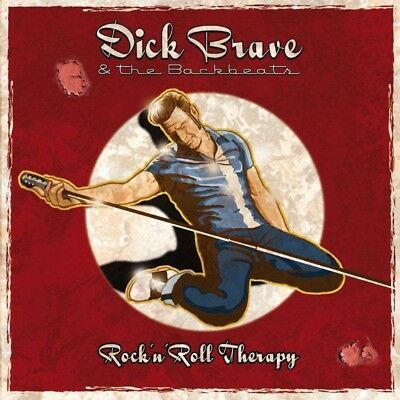 Rock'n'Roll Therapy - BRAVE DICK & THE BACKBEATS [CD]