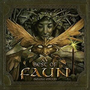 XV-Best Of (Deluxe Edition) - FAUN [2x CD]