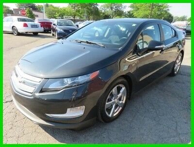 Chevrolet Volt  2014 Used Automatic FWD Hatchback Premium OnStar clean clear title low miles