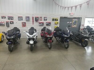 2018 Honda Gold Wing  2018 honda goldwing,gl1800 goldwing,honda motorcycle,honda goldwing tourer,honda