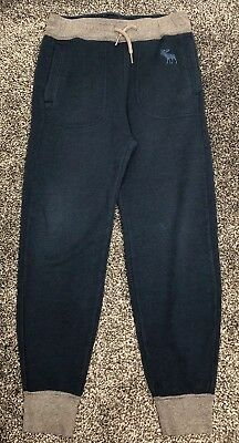 Boys Abercrombie & Fitch Jogging Bottoms Age 10 Years ( S )