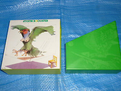 ATOMIC ROOSTER s/t Empty PROMO BOX JAPAN for Mini LP CD (Box Only)