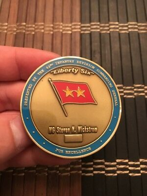 Unreal RARE Combat Aviation Mountain Two Star General Challenge Coin. RARE