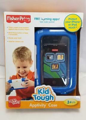 Fisher Price Kid Tough Apptivity Case For iPhone or iPod Touch Brand New