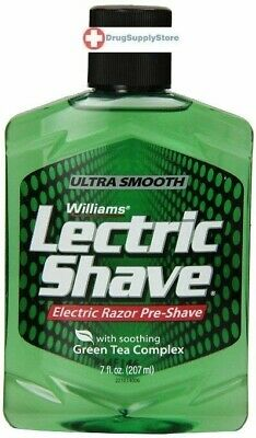 Williams Lectric Pre-Shave Original 7 oz