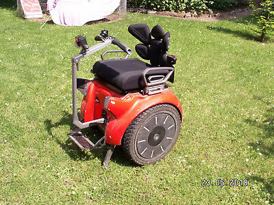 Segway Genny 2.0 Urban electric Wheelchair