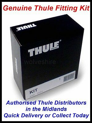 Brand New Thule 1653 Fitting Kit For Roof Bars Fits Kia Picanto 5Dr 2011-2017