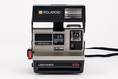 Polaroid LM Program Lightmixer 630 Sofortbildkamera Kamera Instant Camera