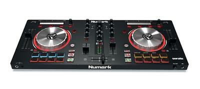 Numark Mixtrack Pro 3 2-Deck Dj Controller Mixer Mischer 16 Pads Audio Interface