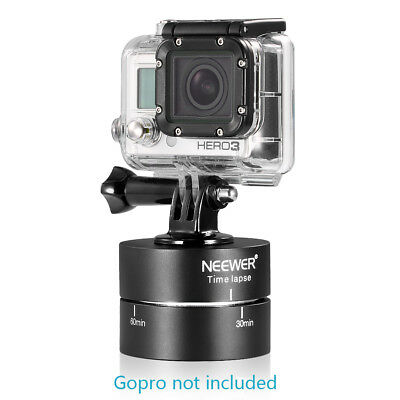 Neewer 360° Rotating Tripod Time Lapse Stabilizer for GoPro Hero 1 2 3 3+ 4