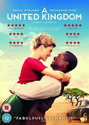 A United Kingdom [DVD] -  CD VELN The Fast Free Shipping