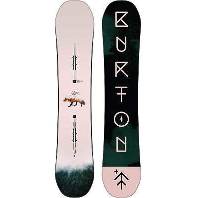 Burton Yeasayer Fv Flying V Women's Snowboard all Mountain Freestyle Twin 2019