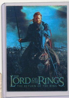 The Lord of the Rings - The Return of the King - Bonus Foil Card Number 2