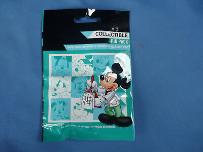 OCCUPATIONS   Disney Pin 5 PINS Collectible PIN PACK Mystery 2012  NEW