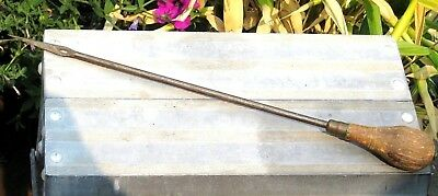Antique Vintage 1920's F Dick Sewing Awl Needle Leather Tool Made in Germany