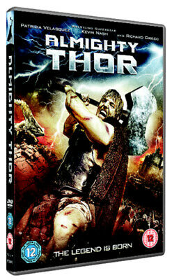 Almighty Thor DVD (2011) Richard Grieco ***NEW***