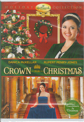 Crown For Christmas (Dvd, 2015) New