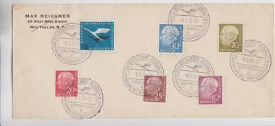 Germany Airmail Cover