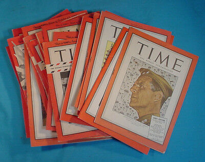 Great Booklets: 30 Wwii Era Small Time Magazines