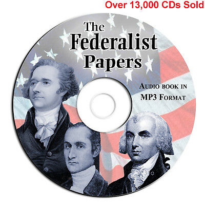 The Federalist Papers Alexander Hamilton Jay And Madison Mp3