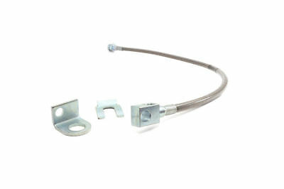 Rough Country Rear Ext Stainless Steel Brake Lines - 84-01 Jeep Cherokee XJ