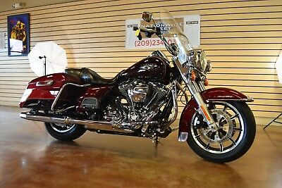 2015 Harley-Davidson Touring  2015 Harley Davidson Road King FLHR 103 Touring Bagger Clean And Clear Title