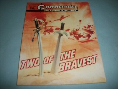 1984 Commando comic no. 1834